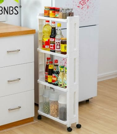 How to Efficiently Organize Your Spices Using Spice Racks